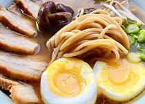 Japonská polévka Ramen