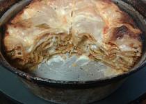 Lasagne z remosky