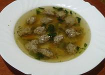 Masovohoubové nočky do polévky
