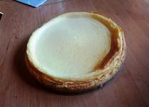 Výborný pečený cheesecake