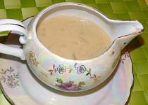 Omáčky  F, H, CH (falešná svíčková, francouzská houbovka, hanácká švestková, hořčicová, chlebová)