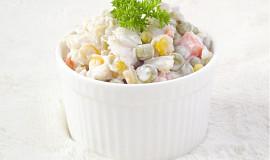 Rybí salát z mořské štiky