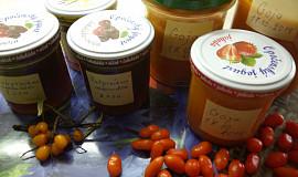 Marmeláda z rakytníku/goji