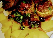 Veselý zeleninový pekáček