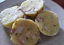 """""""Vylepšené"""" bramborové knedlíky"""