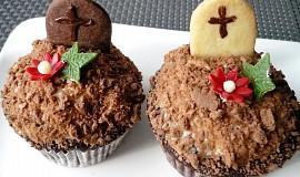 Cupcaky s hrobečky