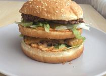 Big Mac z McDonalds