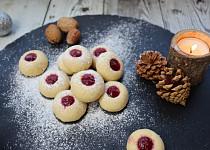 Husarské koláčky s marmeládou