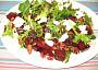 Salat z cervene repy a nivou