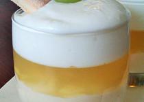 Dezert limetka/vanilka/jogurt