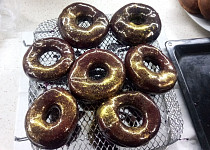 Donuty podle Majkla