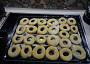 vykrojené donuty