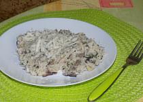Houbové rizoto od Habrďáka