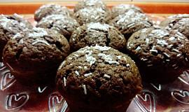 Obyčejné čokoládové muffiny