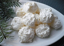 Kokosky - sněhové s kokosem