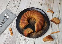 Bábovka s arašídovým máslem a skořicí - Low Carb