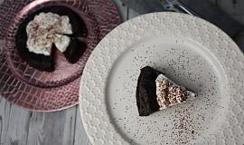 Čokoládový dortík se šlehačkou - Low Carb