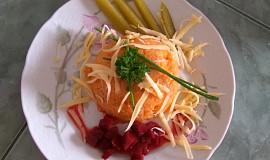 Srbské rizoto ze školní jídelny 2