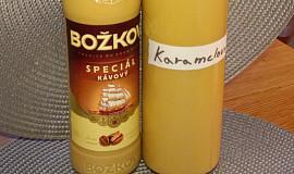 Karamelovo - likérový sen