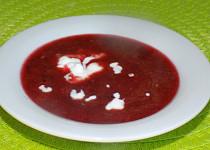 Švestková polévka