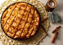 Jablečný hraběnčin koláč