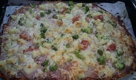 Skvělá pizza
