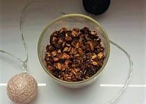 Domácí karamelová granola