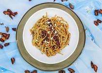 Pesto rosso - červené pesto ze sušených rajčat