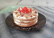 Proteinový dortík