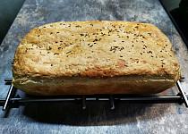 Špaldový chléb s chia