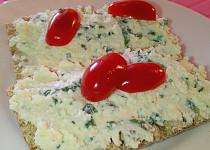 Sýrová pochoutka s brynzou