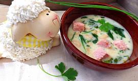 Velikonoční fazolová polévka