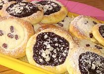 Kynuté tlačené koláčky