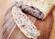 Pšenično-žitný semínkový chléb