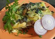Radoušovy houbové brambory