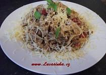 Rychlé ragú (vegetarianska verze)