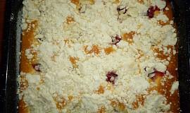 Rychlý ovocný hrnkový koláč
