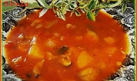 Chuťově suprová polévečka