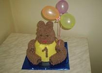 Méďa dortík