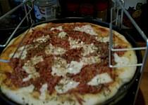 Kynutá  pizza co dům dal