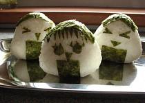 Rýžové koule (onigiri)