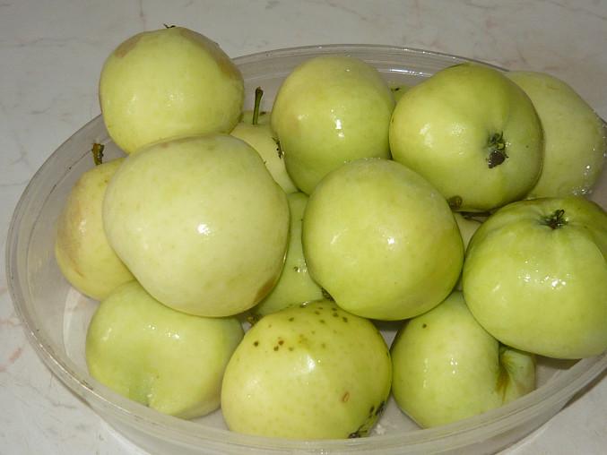 Jablečný desert