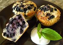 Variace na tvarohové muffiny