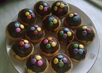 Muffiny s lentilkami