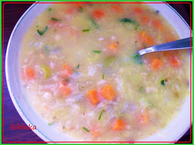 Rychlá polévka ze sušeného droždí, Rychlá polévka ze sušeného droždí