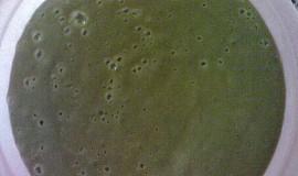 Brokolicová jemná polévka