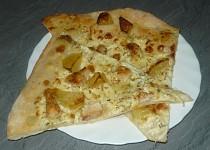 Campo Di Fiori (brambůrková pizza)