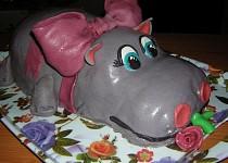 Hrošice - dort