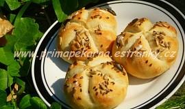 Máslové raženky (bulky)