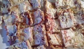 Rohlíková pizza od terky ;-)